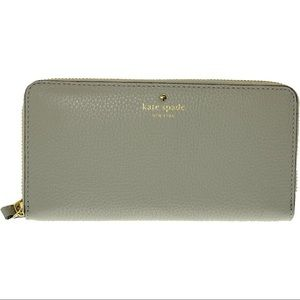 Kate Spade Cobble Hill Lacey Leather Wallet